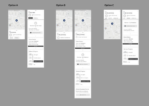 Customer Web Portal UI Localz