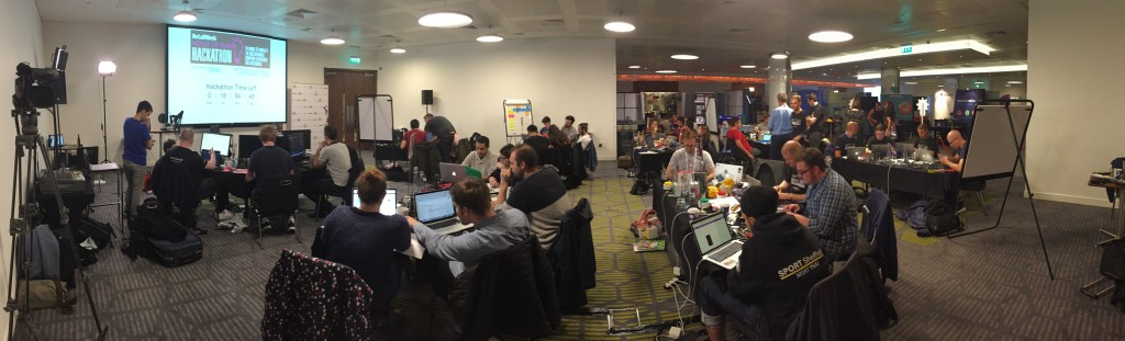 18 hours left to go in the Retail Week Hackathon
