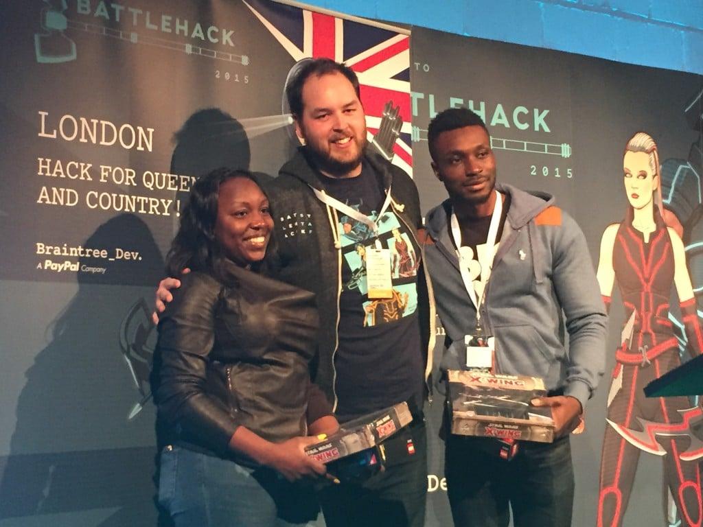 Crowdless Localz Prize Winner