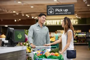 Woolworths Click & Collect
