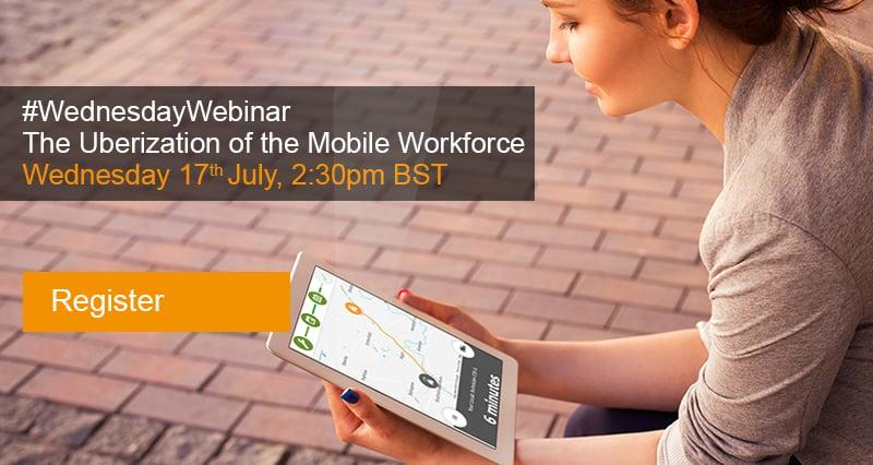 Uberization of mobileworkforce-withoutlogo