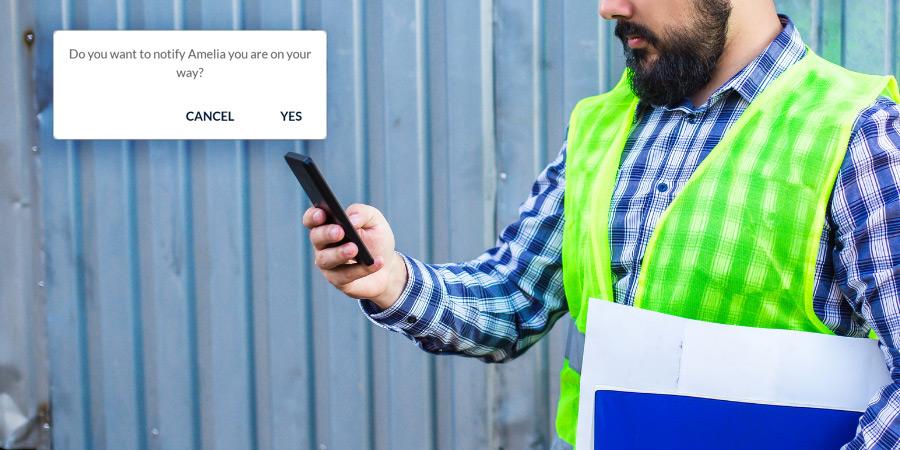 mobile-worker-smartphone-app