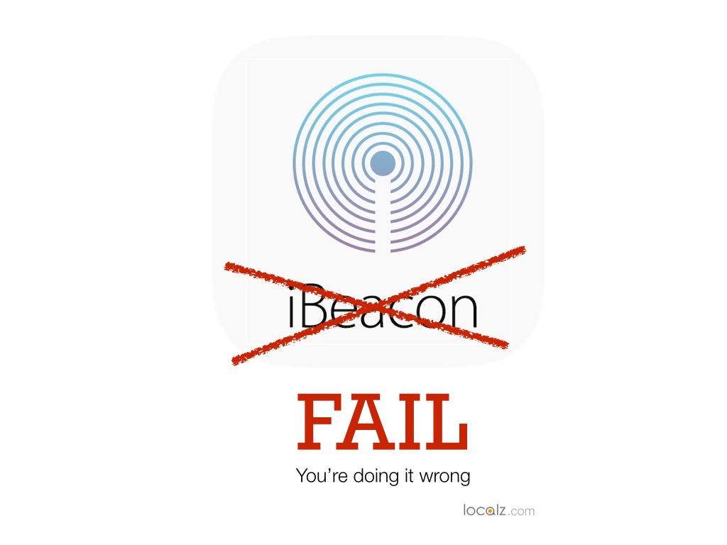 The top 5 reasons iBeacon projects fail