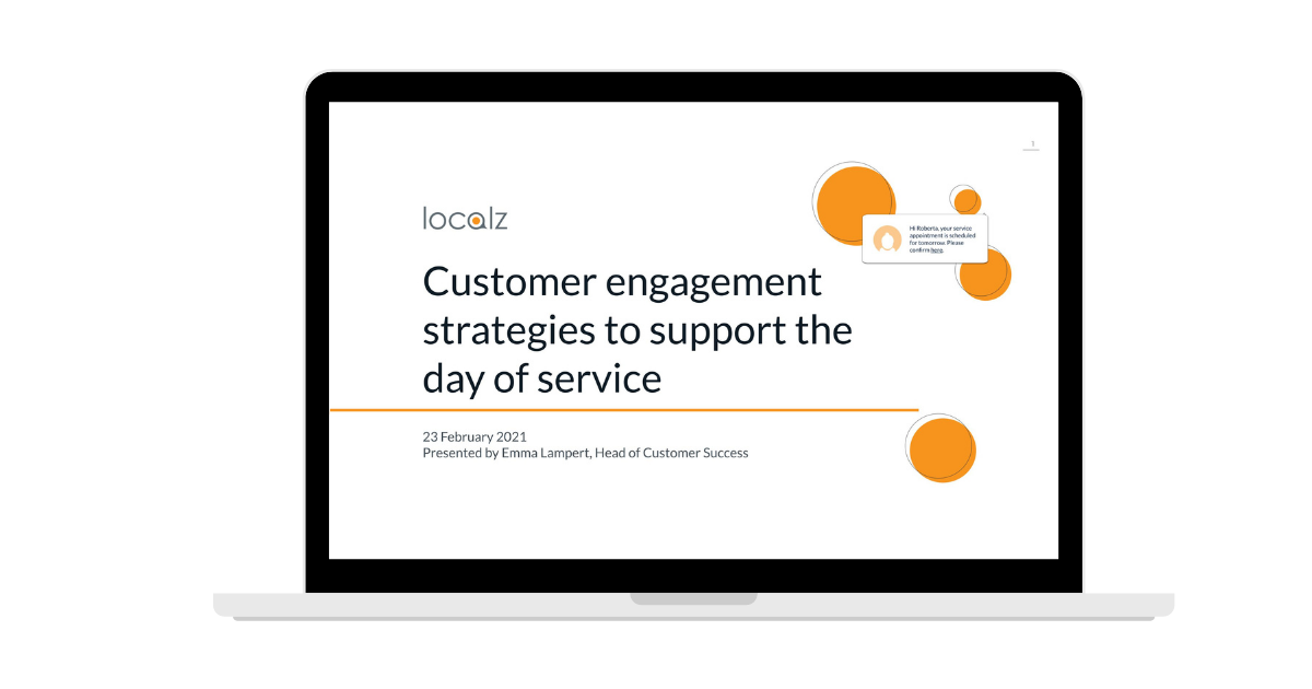 Highlights from Localz at Utility Week Customer Summit for energy and water customer experience